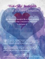 Valentine Purple Hearts
