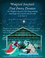 Nativity Donation