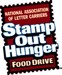 Stamp Out Hunger Letter Carrier Drive