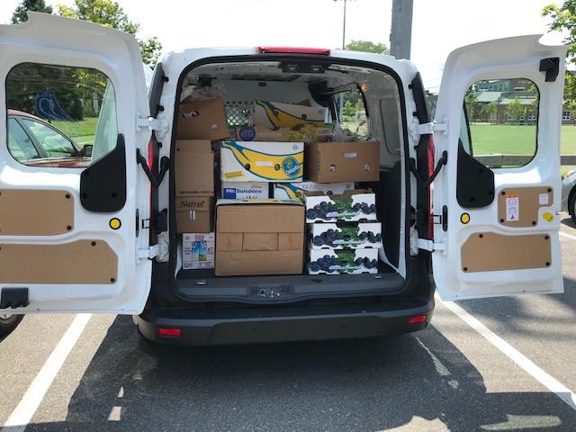 Great News:  A New Van!